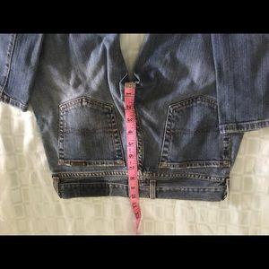 Lucky Brand Jeans - Lucky Brand 4/27 boyfriend straight leg jeans